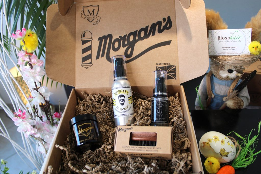 KIT #18 - MORGAN'S BARBE